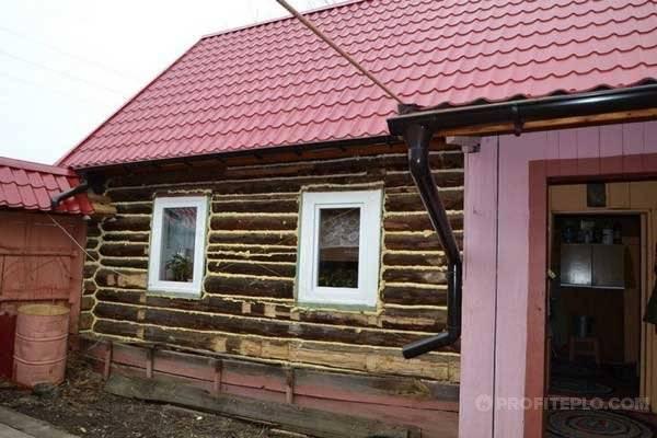 Утепление кирпичного дома снаружи и изнутри