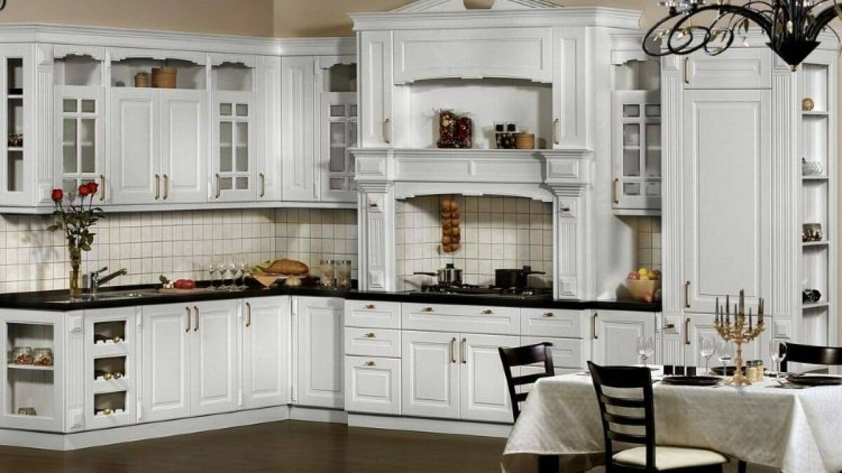 Дизайн кухни в серых тонах - яркие акценты и сочетания в интерьере