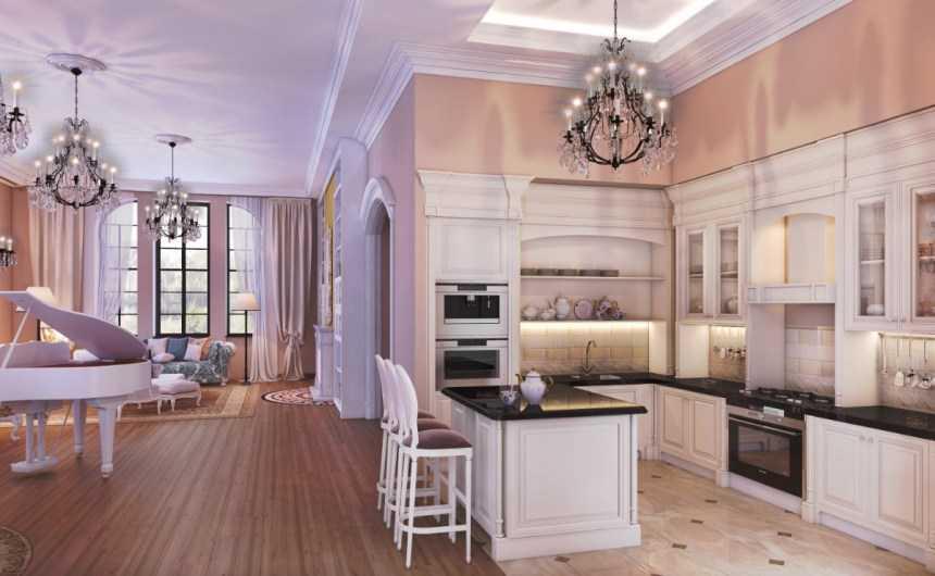 Кухня оливкового цвета, с какими цветами можно сочетать