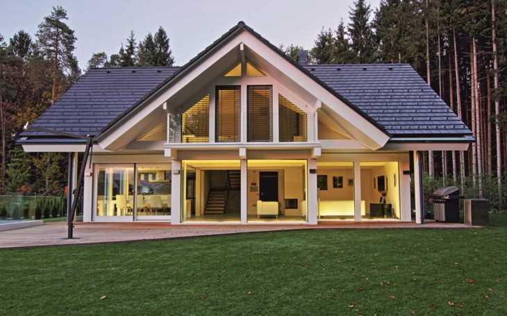 Как построить щитовой дом своими руками: пошаговая инструкция