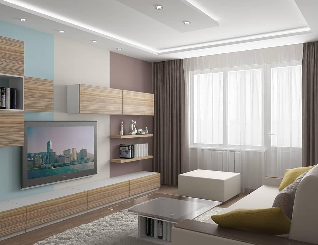 Планировка гостиной: 10 интересных проектов | 3d планировщик зала