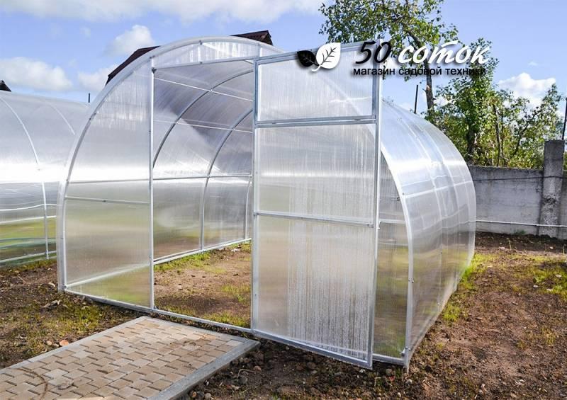 Обзор разновидностей теплиц агросфера | огородник