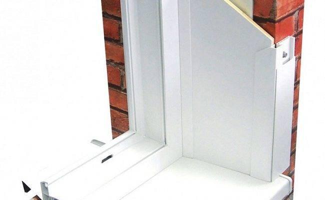 Как сделать откосы на пластиковых окнах с внутренней стороны: технология отделки разными материалами