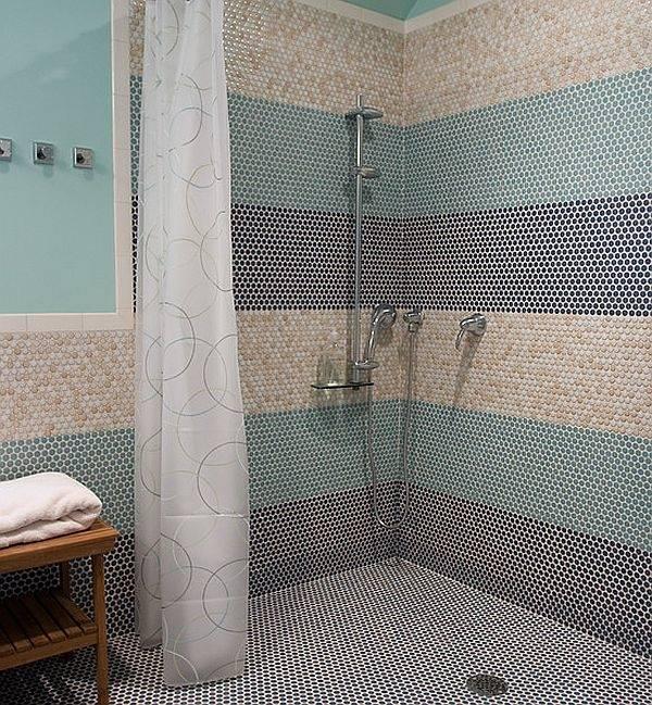 Дизайн интерьера душевой комнаты 500+ фото