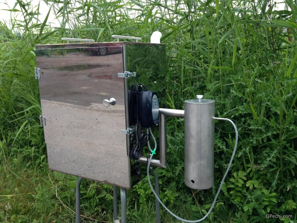 Дымогенератор для холодного копчения своими руками: чертежи