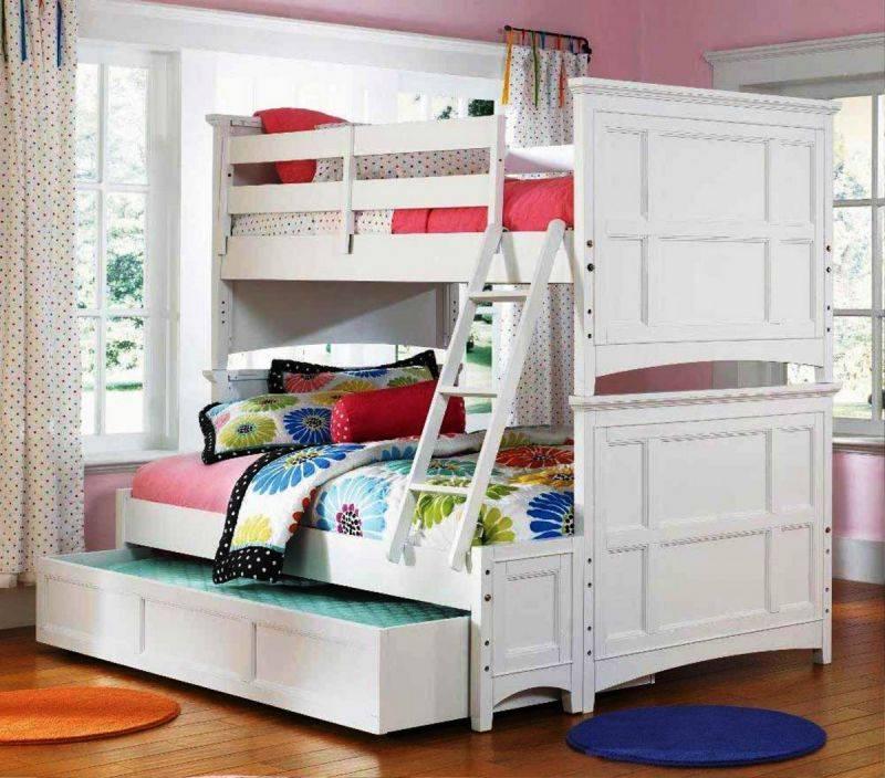 Комнаты для двоих разнополых детей   70 фото комнат