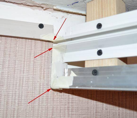 Двухуровневый натяжной потолок своими руками: правила монтажа двухуровневого натяжного потолка