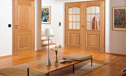 Цвет дуб в интерьере: 100+ фото мебель, двери, ламинат и сочетание