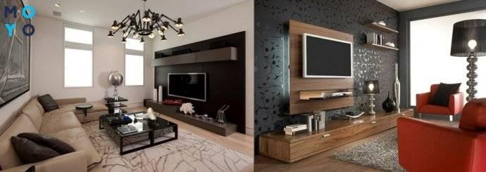 Где разместить и на какой высоте установить телевизор в спальне?