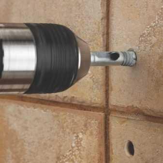 Как правильно выбрать сверла для керамической плитки: виды сверла по плитке, советы по использованию