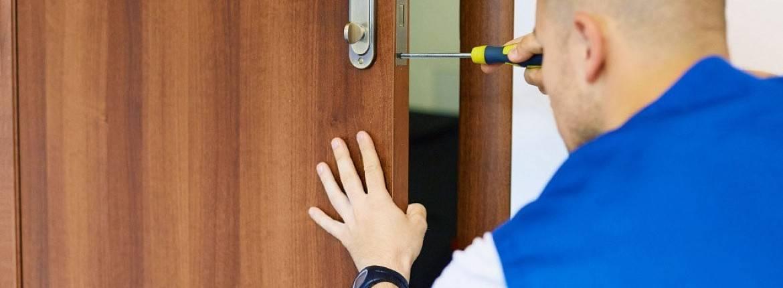 Как установить двери?