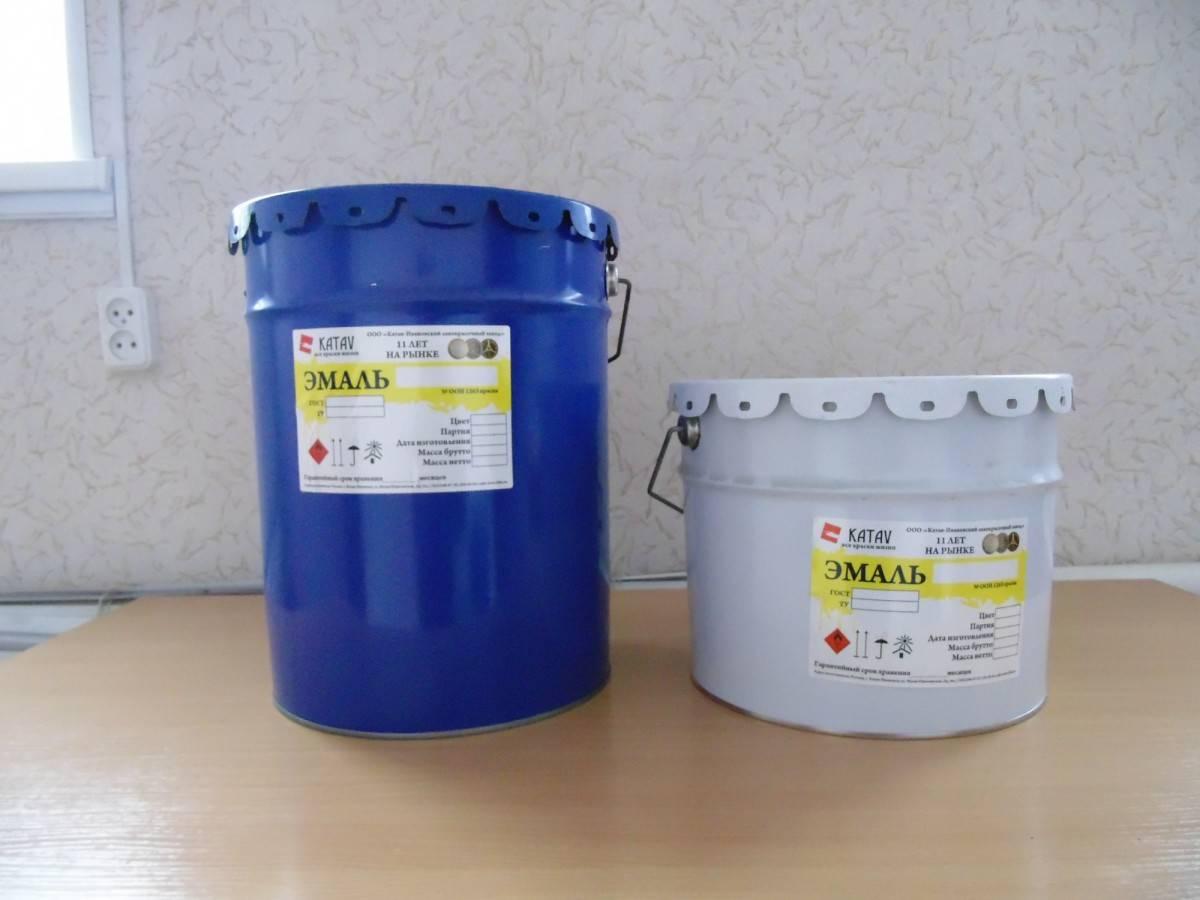 Применение и свойства эмали хв-785