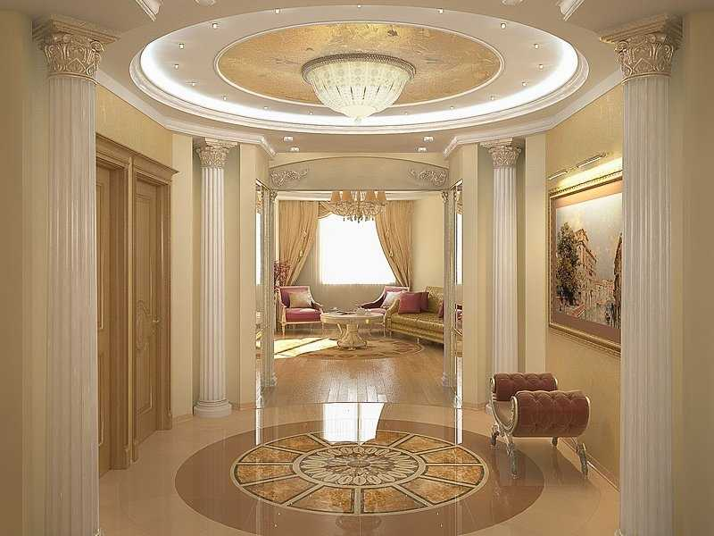 Квартира в классическом стиле — оформляем уютный дизайн (100 фото идей)