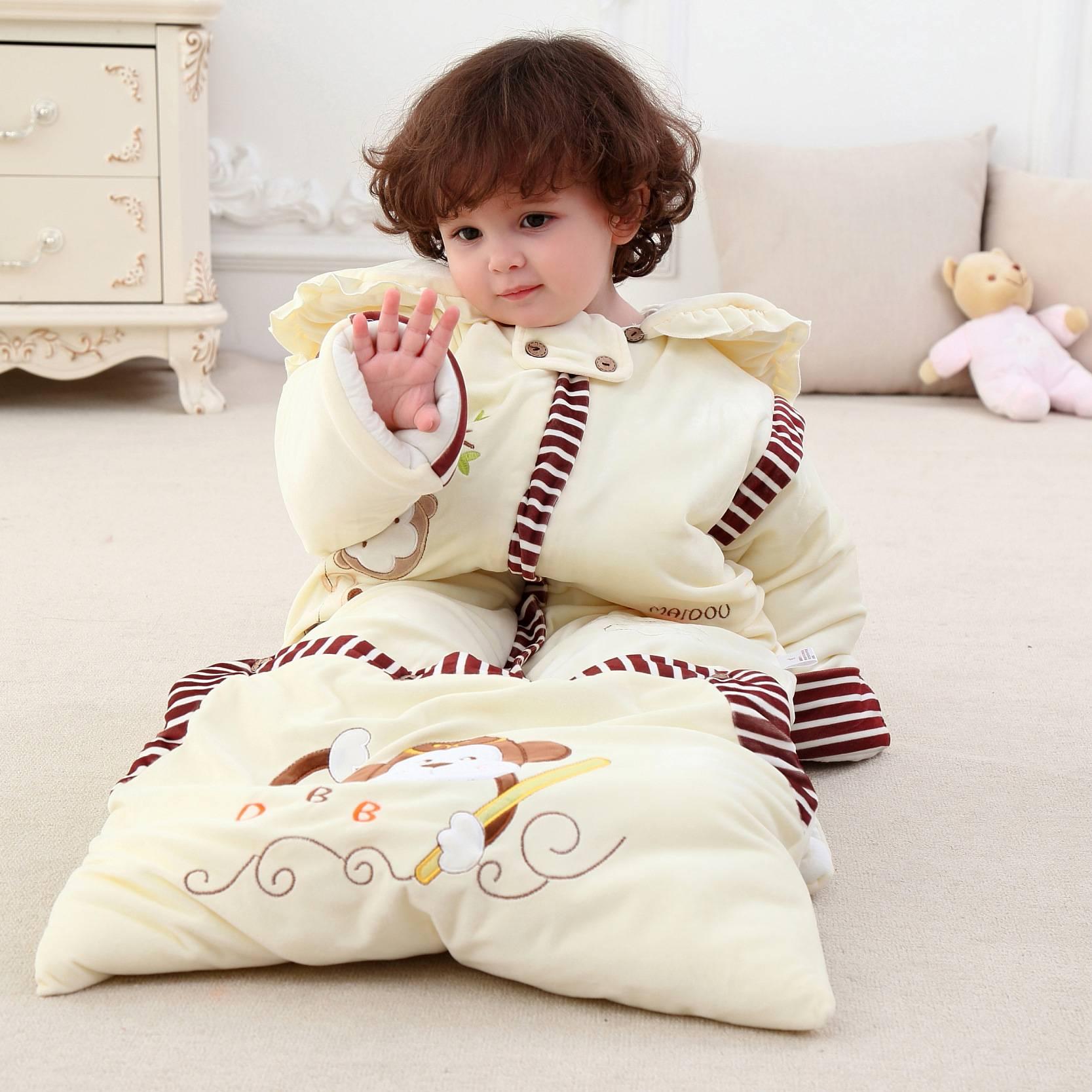 Выбираем детский спальный мешок