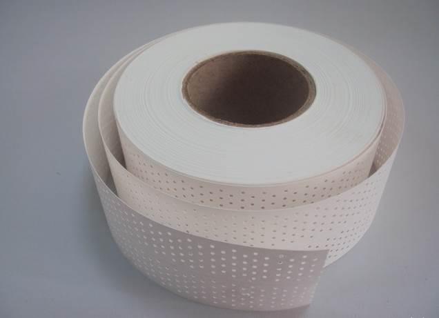 Лента армирующая для гипсокартона: бумажная