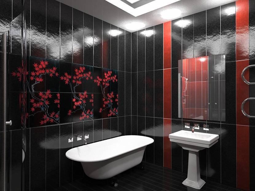 Обшивка ванной комнаты пвх панелями: пошаговая инструкция