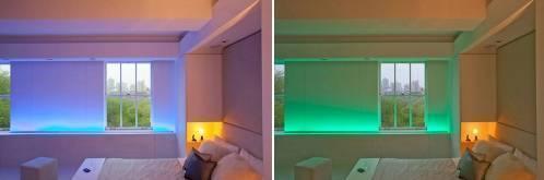 Светодиодная подсветка в интерьере, варианты, фото – rehouz