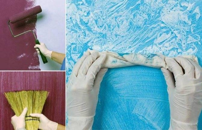 Перламутровая краска для стен: состав, применение и нанесение
