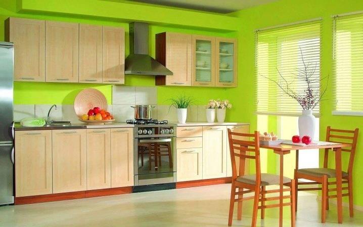 Моющаяся краска для кухни - как подобрать лучший вариант для практичной отделки
