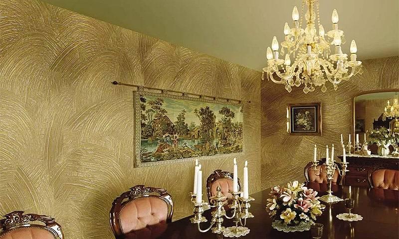 Покраска декоративной штукатурки и лессирующие составы