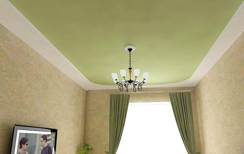 Матовый, сатиновый или глянцевый натяжной потолок — что выбрать