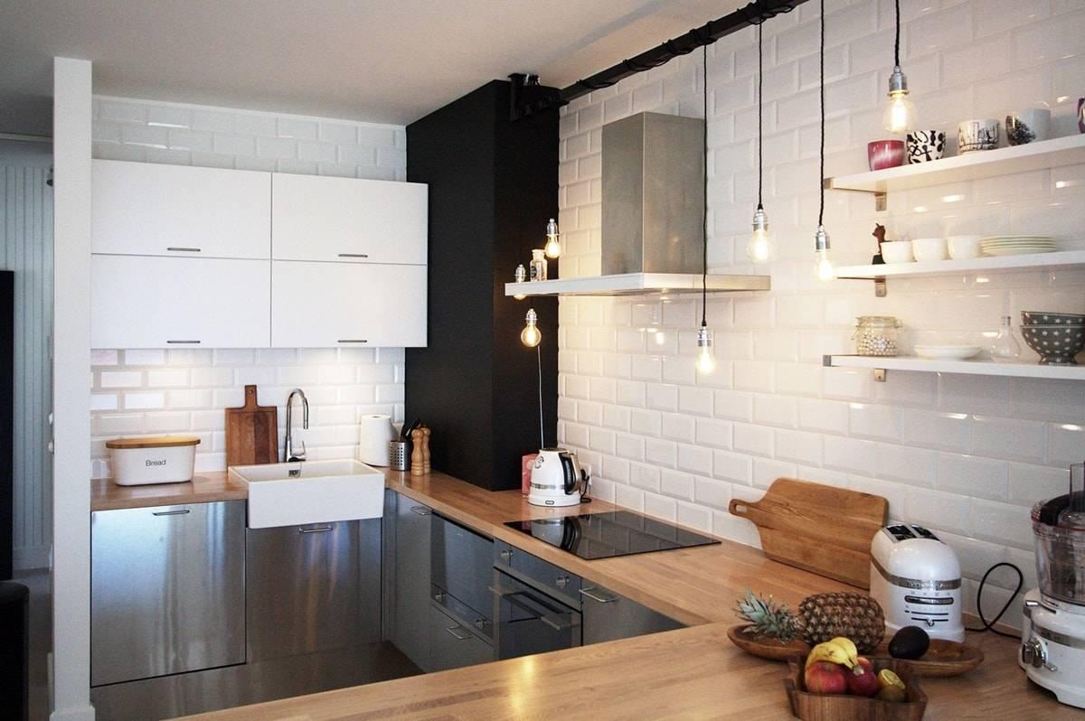 Кухня в скандинавском стиле 2017 – 42 фото и идеи дизайна интерьера кухни   the architect