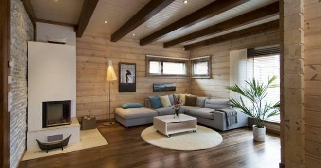Штукатурка деревянных стен внутри дома – описание, выбор раствора