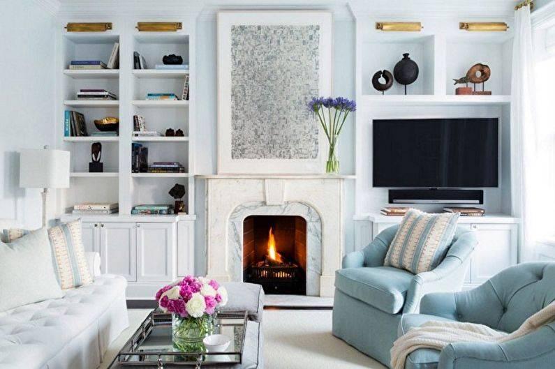 Фальш-камин — особенности декоративных каминов и 90+ невероятно стильных реализаций в интерьере