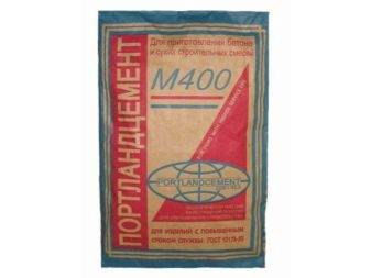 Портландцемент марки 400: плотность и особенности пц д20 и д0, технические характеристики портландцемента м400