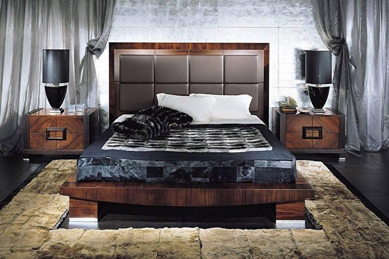 Прикроватная тумбочка в спальню — виды моделей и критерии выбора