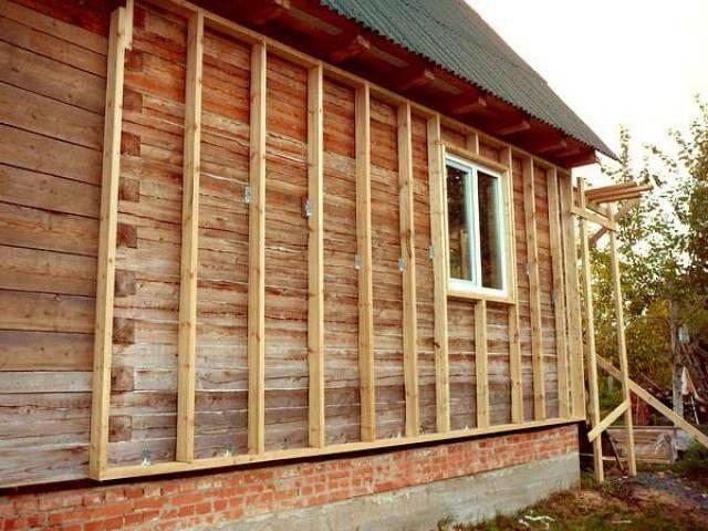 Обновляем фасад с помощью пластикового сайдинга
