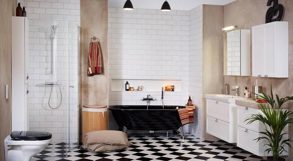 На что обратить внимание, выбирая смеситель для ванны?
