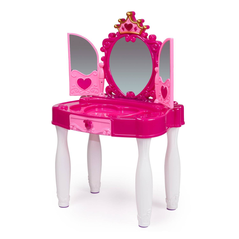 Выбираем детский туалетный столик