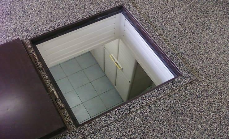 Погреб в гараже своими руками: как обустроить, последовательность работ
