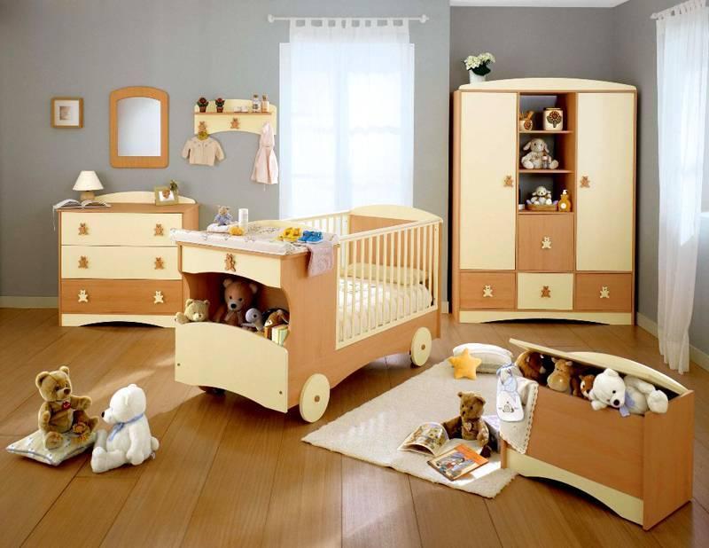 Какой пол лучше для детской в вашей новой квартире?