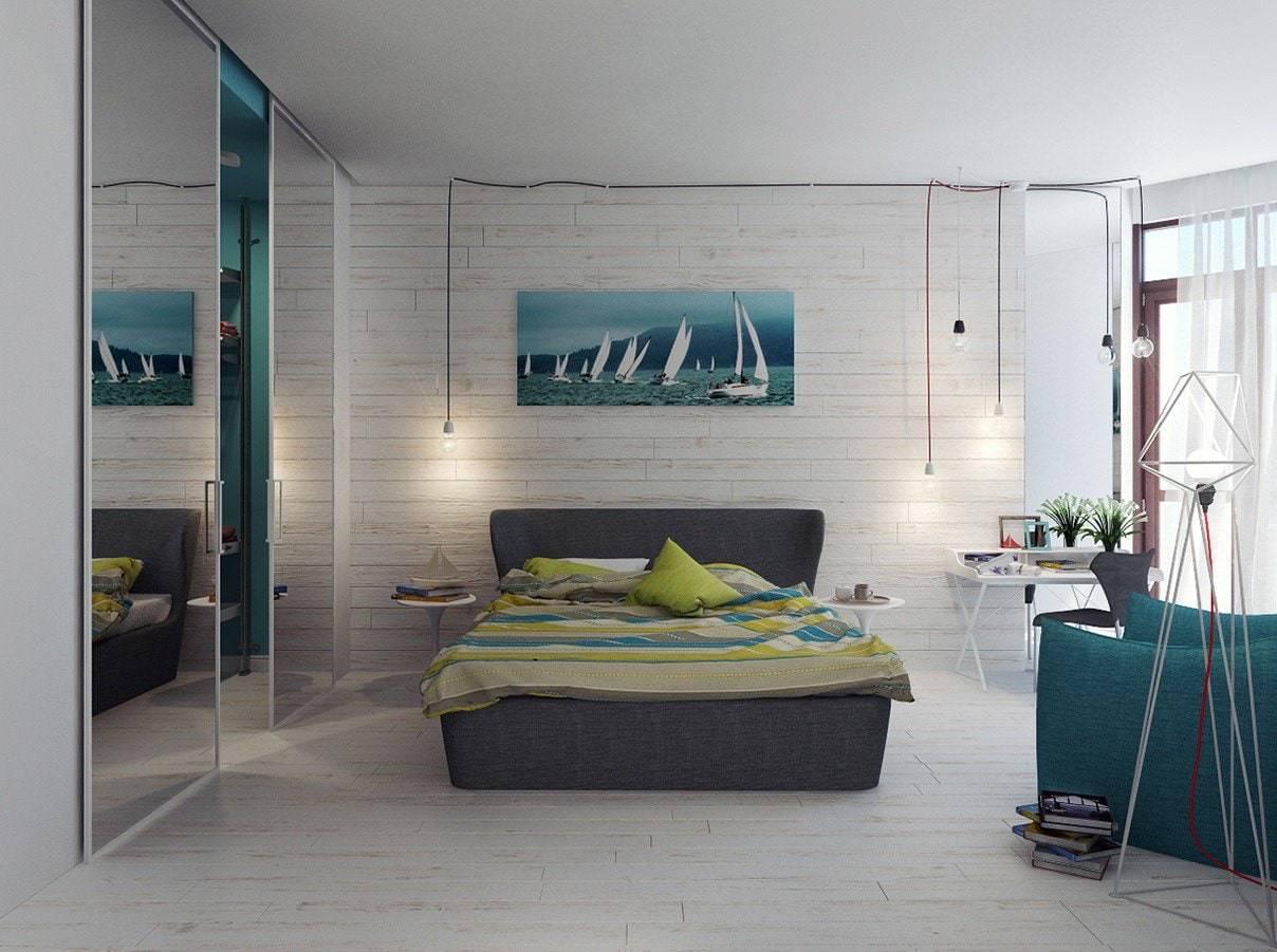 Спальня в деревенском стиле: 89 лучших идей дизайна интерьера