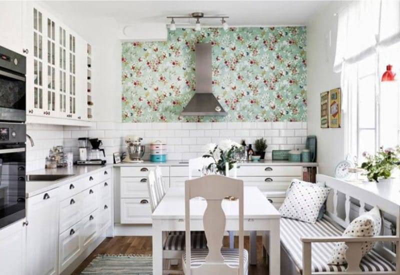 Ковры на кухню (39 фото): как выбрать грязеотталкивающие варианты, модели из плитки на пол, циновки в интерьере