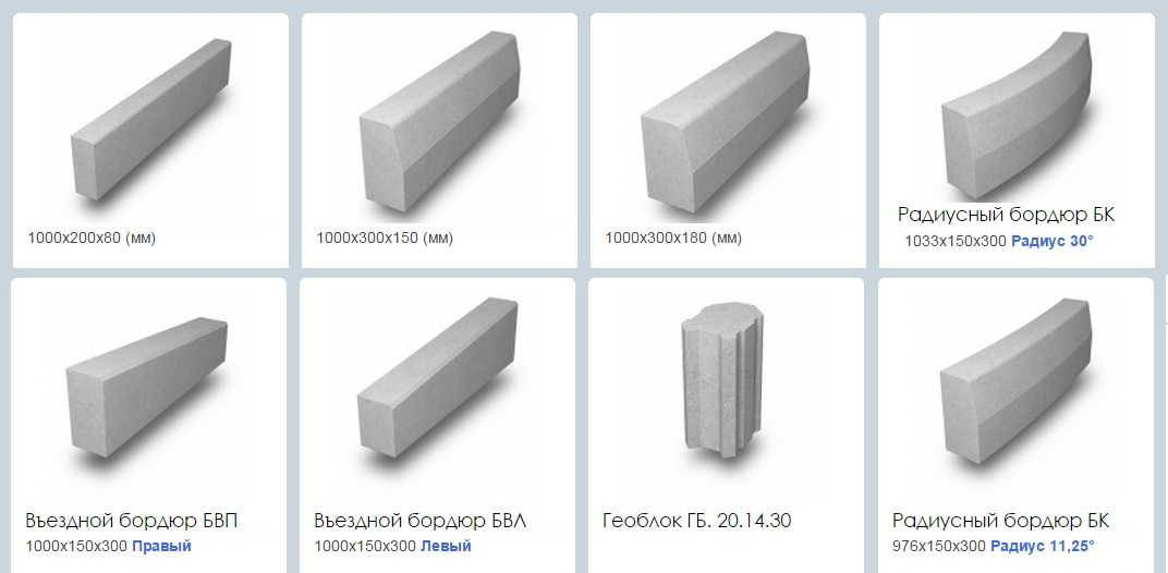 Бордюрный камень: особенности, плюсы и минусы, размеры, правила укладки, видео укладки