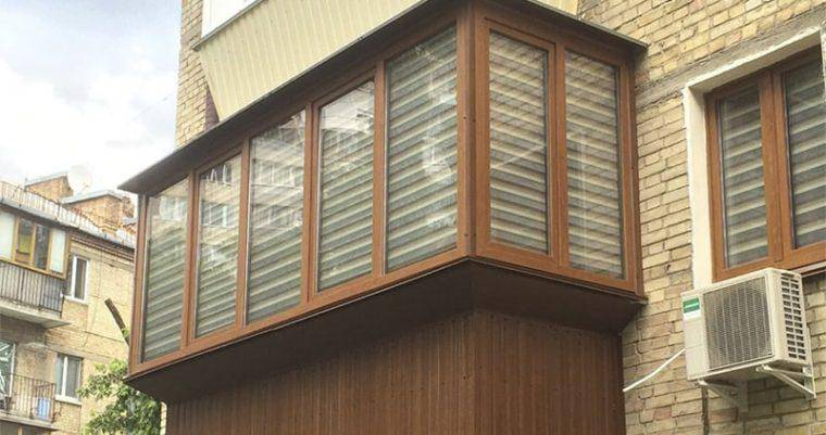 Типовые размеры лоджии и балкона в панельном доме