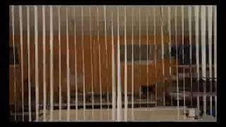 Раздвижные перегородки для зонирования пространства в комнате: обзор удачных идей