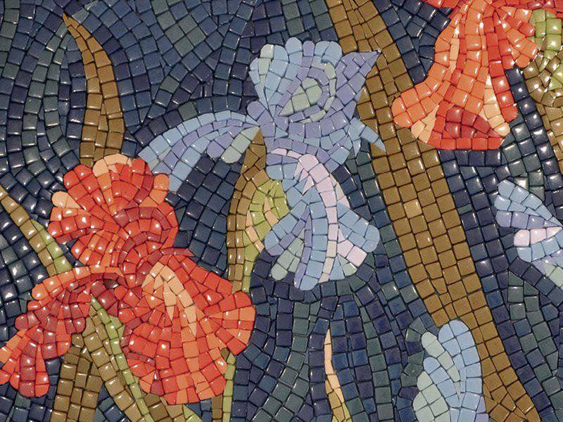 Укладка мозаики. тонкости трудоемкого процесса в доступной форме
