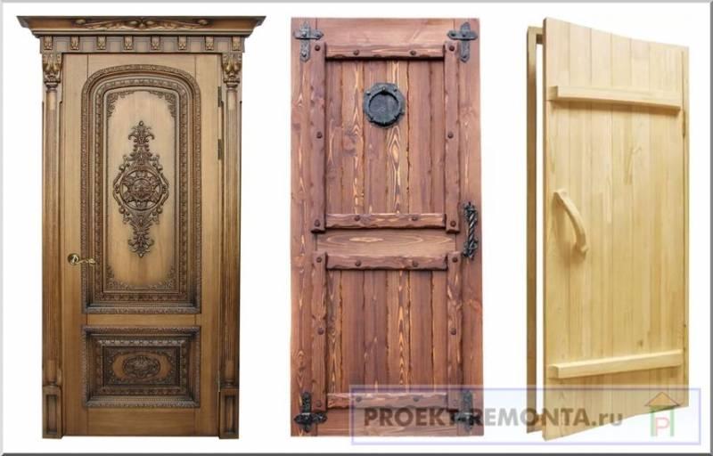 Деревянная дверь своими руками, пошаговая инструкция как самому сделать межкомнатную конструкцию