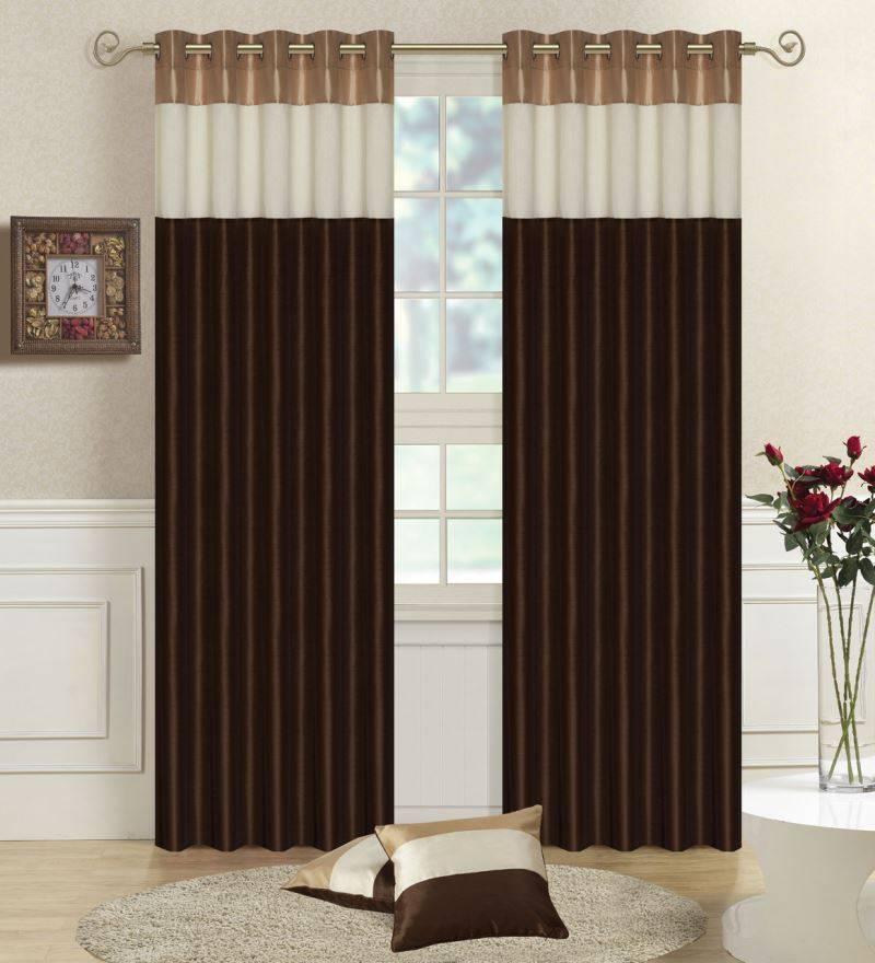 Шоколадный цвет в интерьере: советы, фото