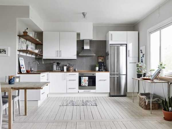 Серая кухня в интерьере: 75 фото лучших вариантов гармоничных сочетаний