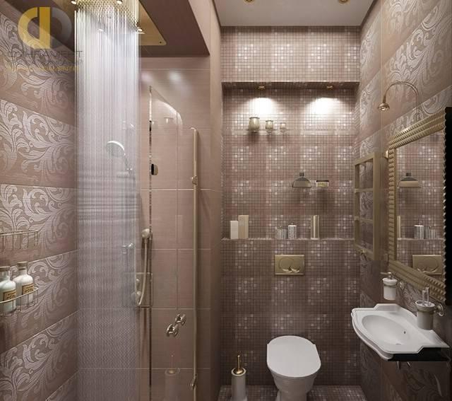 Укладка плитки в ванной комнате своими руками: технология работ