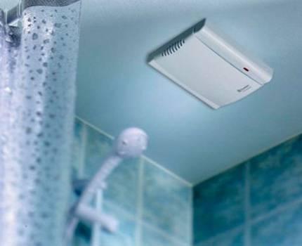 Вытяжной вентилятор в ванную комнату: виды, критерии выбора, советы по установке вытяжки для ванны