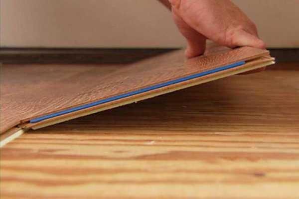 Что такое подложка под ламинат, какая лучше?