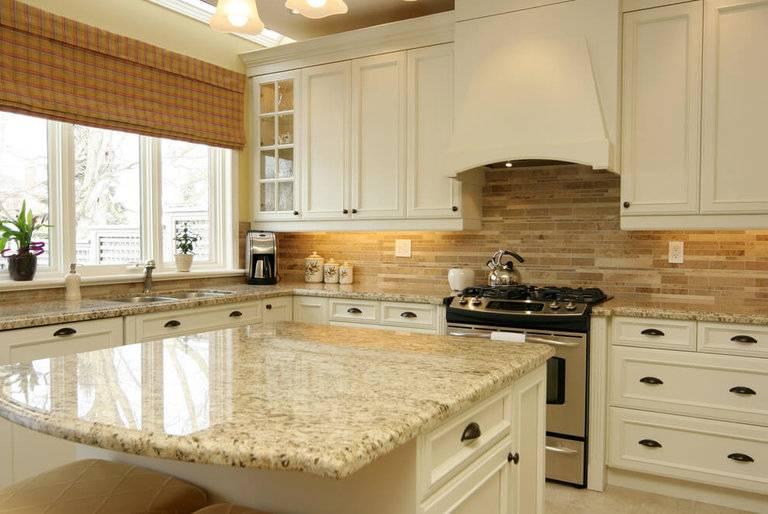Кухня цвета слоновая кость - какой цвет стен подобрать: советы дизайнера