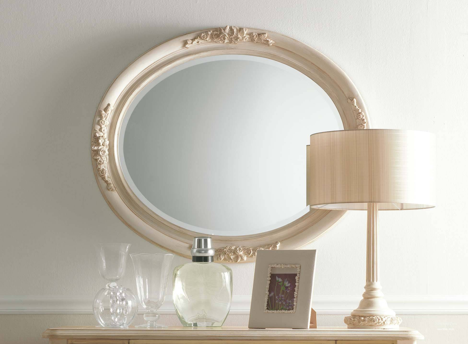 Зеркало с фацетом в интерьере: 40+ фото, красивые идеи оформления