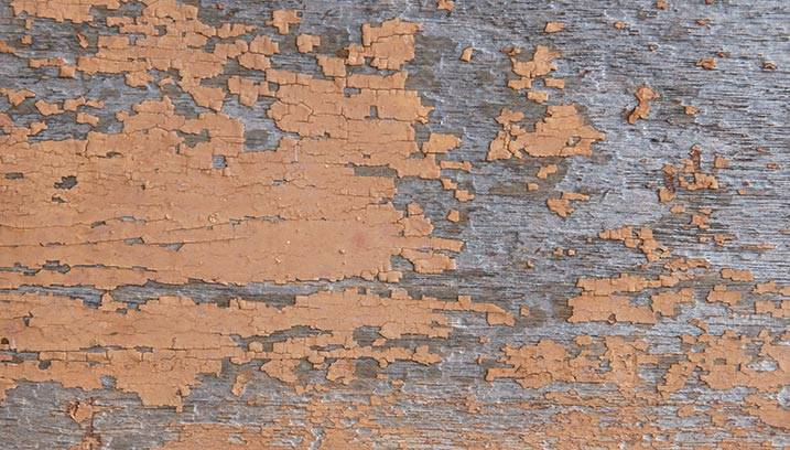 Смывка старой краски: как и чем удалить с бетона, металла и дерева